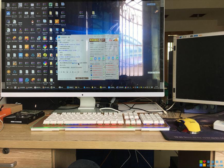 网管/网维 个人/工作 桌面环境大曝光 17/03/20 更新到 53 号桌面