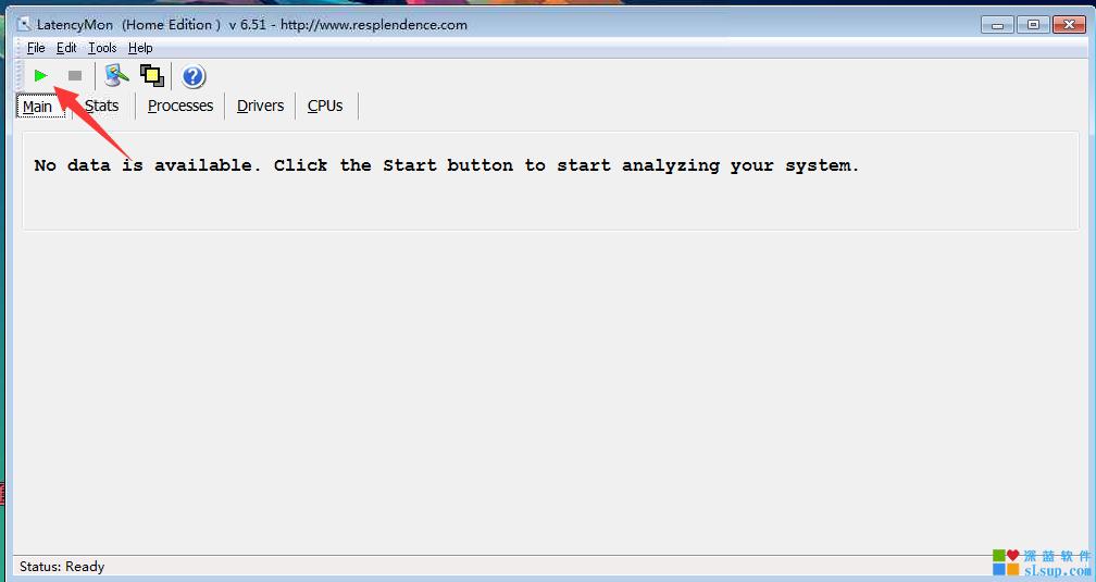 LatencyMon 中断检测 驱动CPU使用高检测